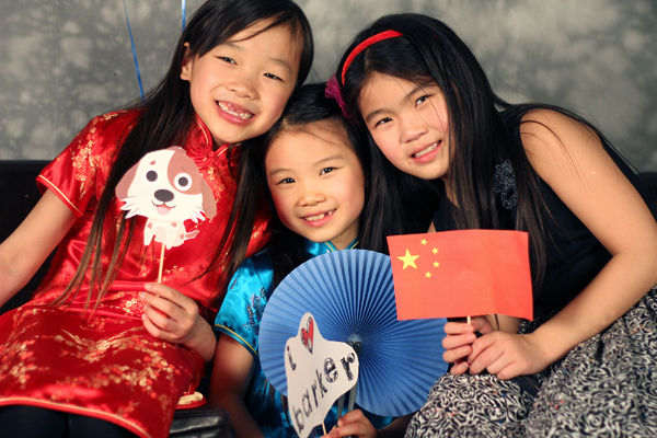 Barker Foundation International Adoption - China