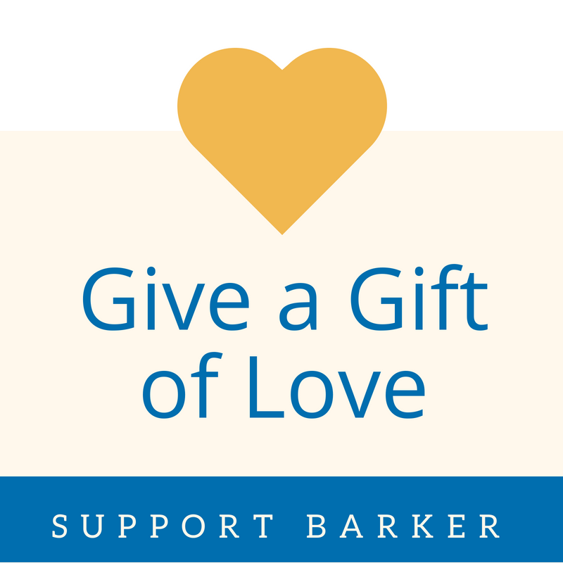 The Barker Foundation Give a Gift