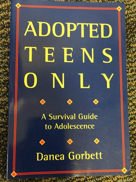 Adopted Teens Only adoption book for teens